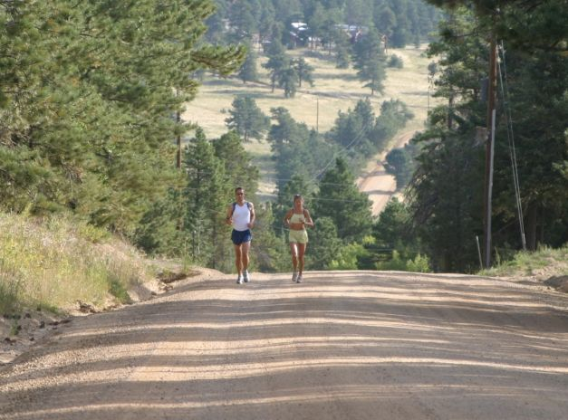 JK Running Laufcamps in Boulder Colorado