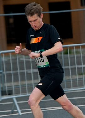 Hannes Hähnel Sieg Halb,Marathon Airport Night Run 2019